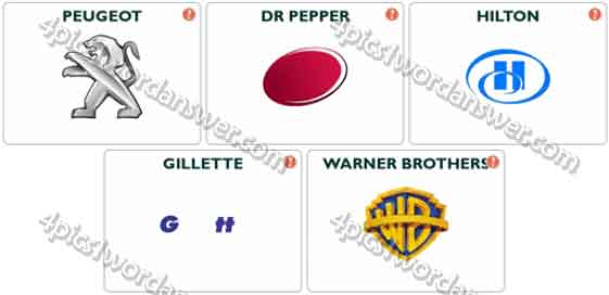 Logo Pop Quiz Answers Level 29 - 12.000 vector logos