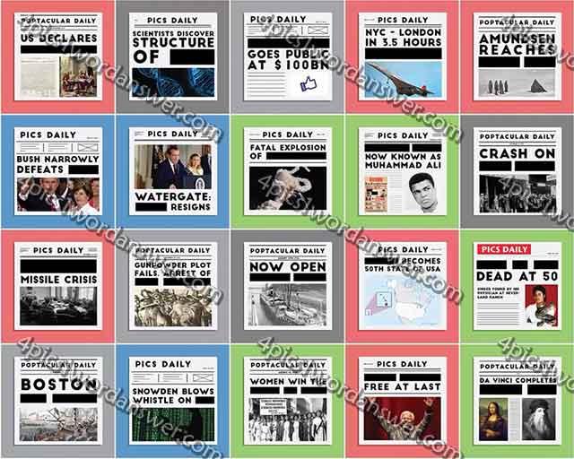 100-pics-headlines-level-21-40-answers