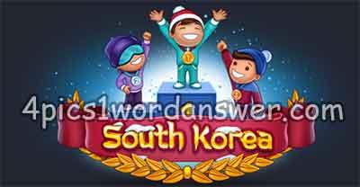 4-pics-1-word-daily-challenge-south-korea-2018